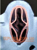 Битермический теплообменник в разрезе