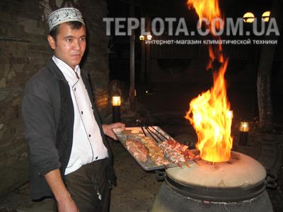 Тандыр приготовление блюд