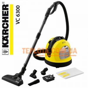 KARCHER-VC-6300 бытовой пылесос
