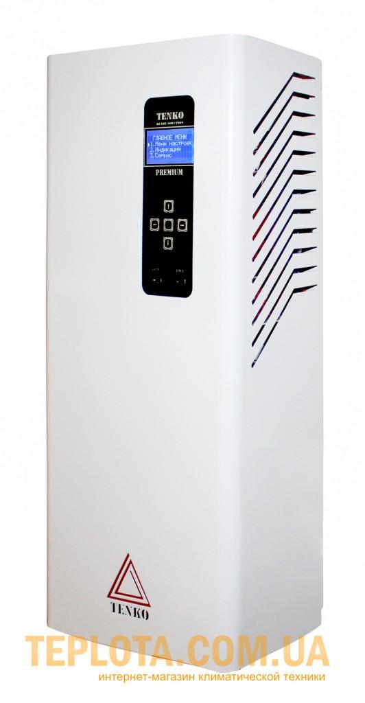 Электрический котел Тенко Премиум на сайте Теплота Ком Уа
