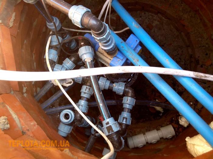 Клиент попросил разобраться с системой водоснабжения своего дома: