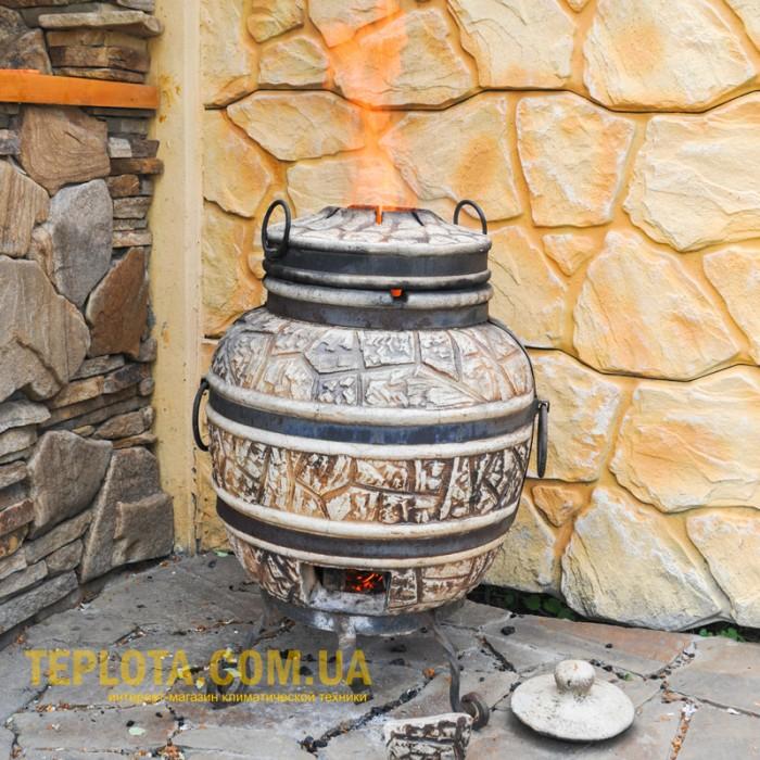 Тандыр — печь-жаровня, мангал особого вида для приготовления пищи у народов Азии.