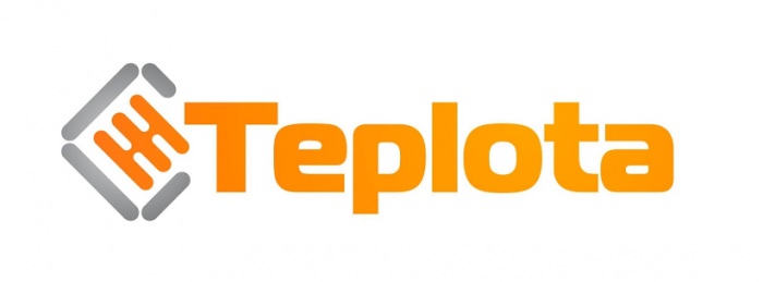 Логотип Теплота