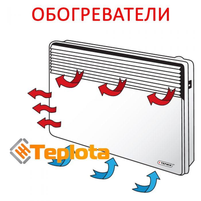 Обогреватели на сайте Теплота