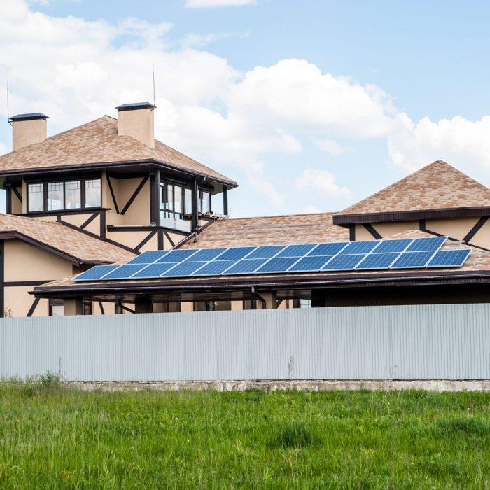 Инвертор для электростанции 30 кВт. Оборудование и монтаж электростанции - компания Теплота Харьков