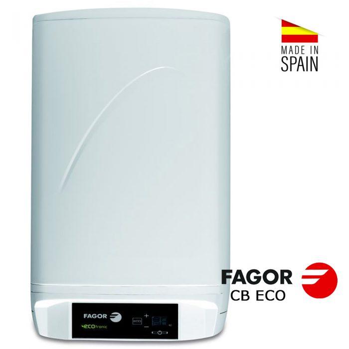 FAGOR СВ ECO (Электронное управление, электронный анод, квадратная форма, сухой тэн)