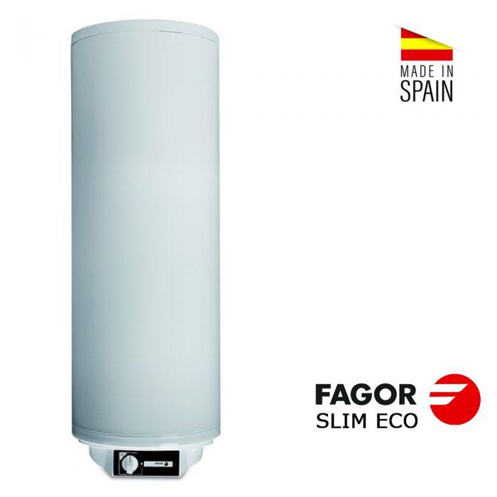FAGOR Slim ECO (Механическое управление, круглая узкая форма, сухой тэн)