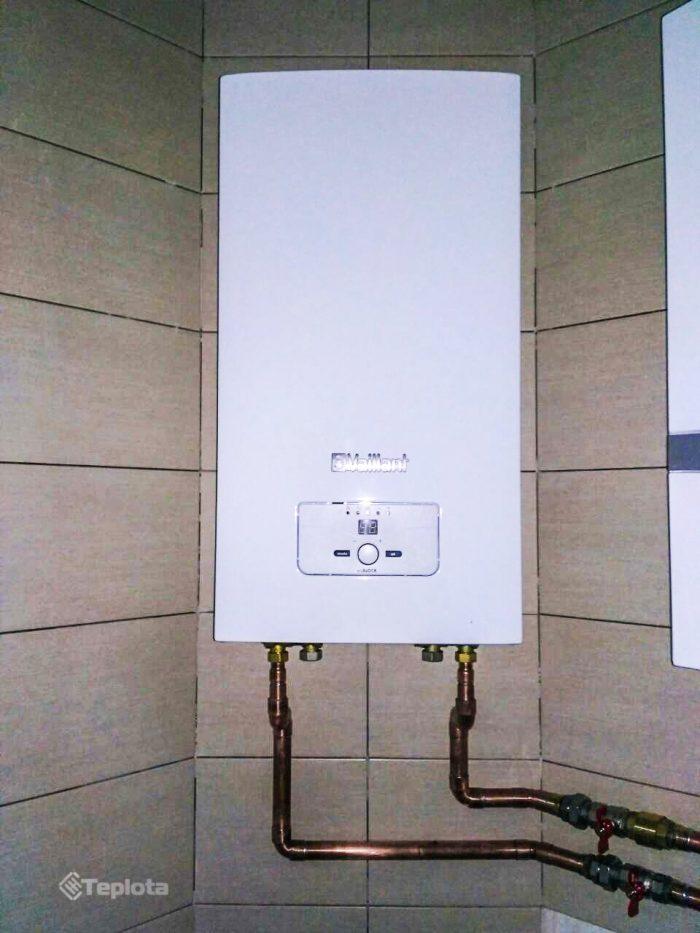 Система отопления котеджа под ключ - Харьков